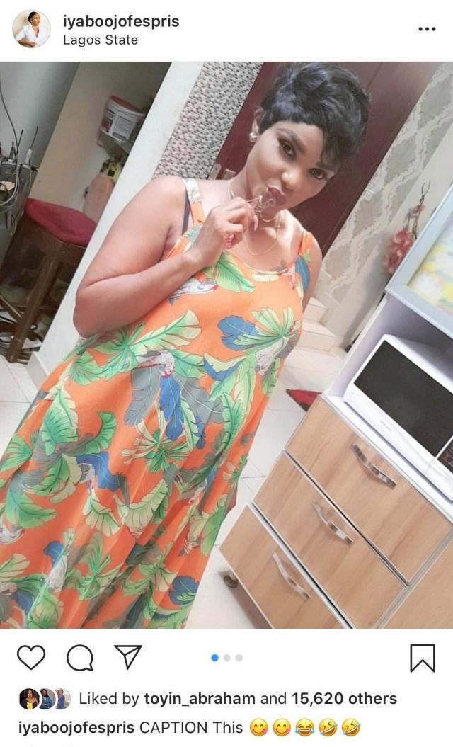 Kemi Olunloyo Attacks Iyabo Ojo