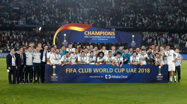 Club World Cup champions