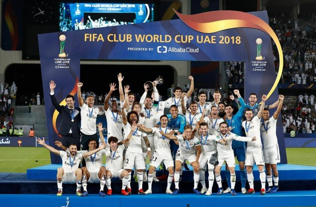 Club World Cup champions