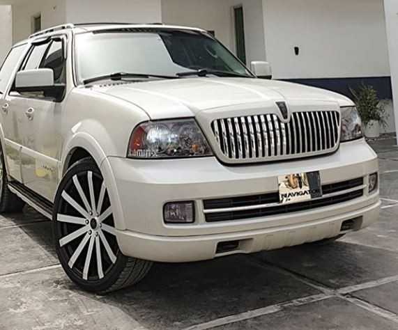 Yomi Casual Gifts Himself A Lincoln Navigator To Celebrate Christmas