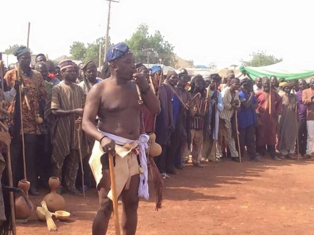 Solomon Lalung storm cultural carnival
