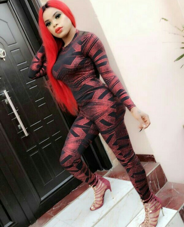 "I Will Use This Ass To  Snatch All The Lagos Billionaires From Ladies"" – Bobrisky Declares"