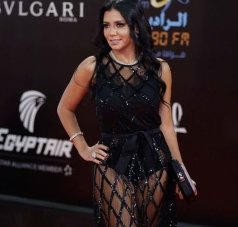 Egyptian Actress Sued For Wearing This Revealing Dress