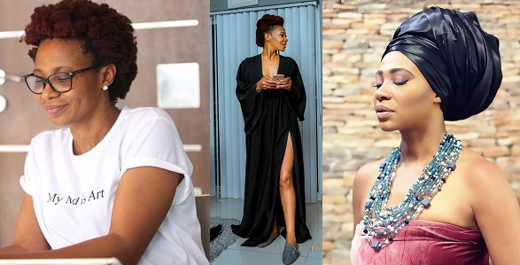 "Image result for ""I relieve stress with orgasm"" – Actress, Nse Ikpe-Etim."