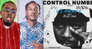 Ice Prince Control Number