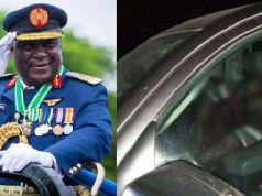 Alex Badeh assassinated