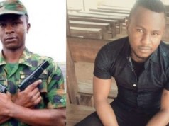 Policeman kills young Air Force personnel