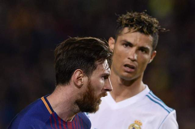 Ronaldo urges Messi to try something new, tells him to come to Italy