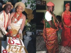 Etebo Oghenekaro weds