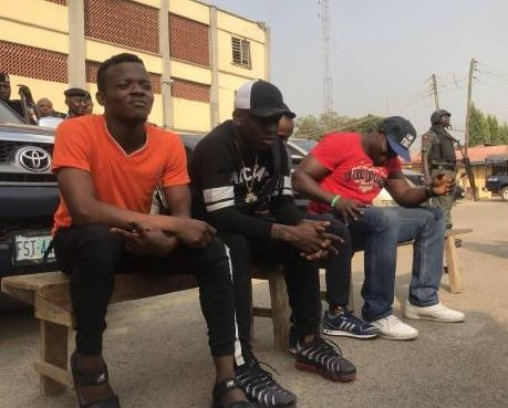 Small Doctor's arrest