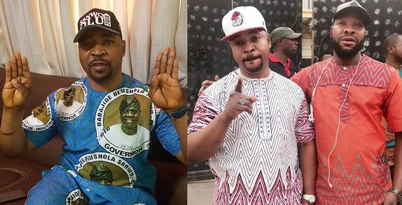 Image result for Koko Zaria Reaction To Mc Oluomo Being Stabbed Yesterday At APC Rally