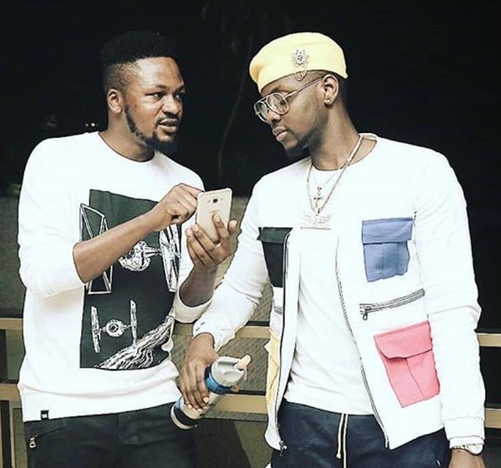 Kizz Daniel fires manager after being allegedly slapped by Davido