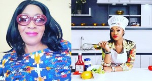 Kemi Olunloyo says chioma is not a chef