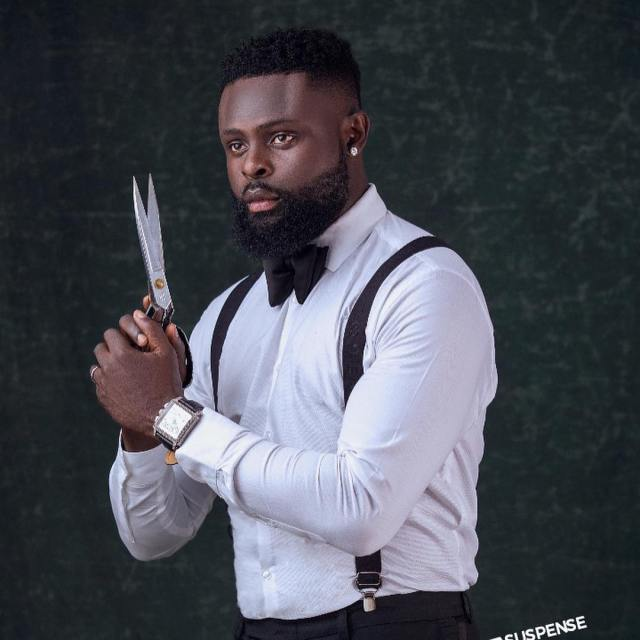 Yomi Casual shares dapper new photos