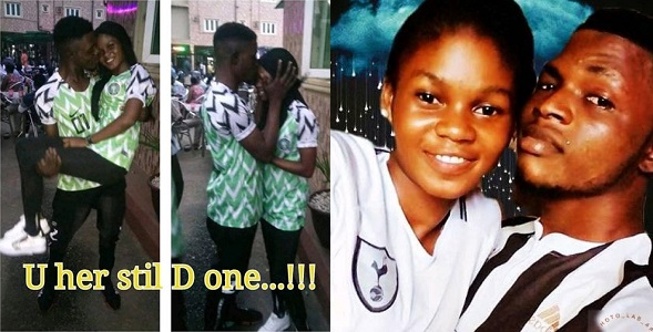 Image result for Boyfriend Of One Of Abeokuta Auto Crash Victims, Mourns, Shares Loved Up Photos