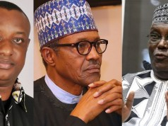 Festus Keyamo explains why President Buhari is absent at 2019 #PresidentialDebate
