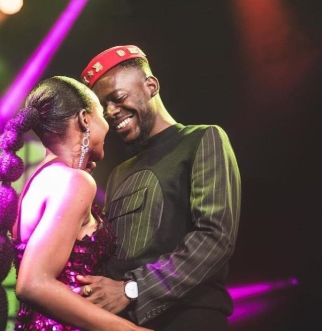 Celebrities Adekunle Gold and Simi weds today