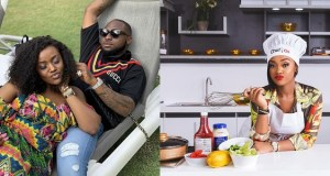 Davido advertised Chef Chioma cooking show