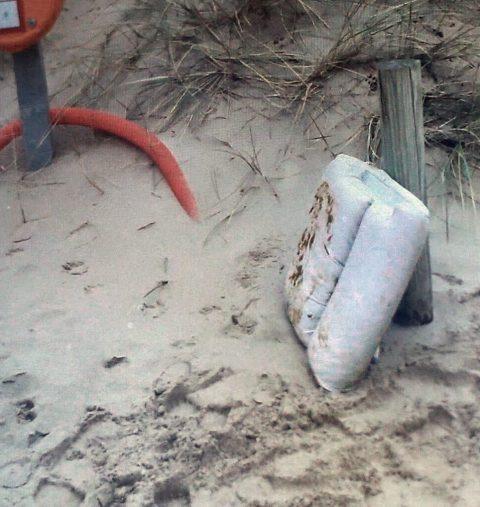 Emiliano Sala's plane wreckage