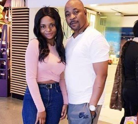 MC Oluomo's Daughter