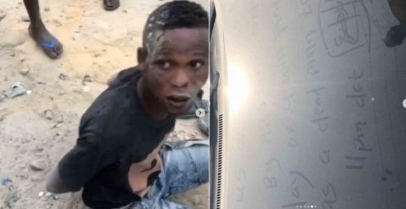 Man accuses police officers