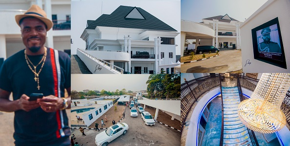 Image result for Emmanuel Emenike's House Launching In In Owerri