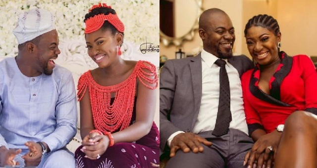 Image result for Update : Actress Yvonne Jegede moves out as crisis hits her marriage
