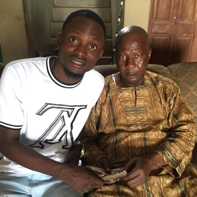 Why I shared photo of cash donation to Baba Suwe – Jigan