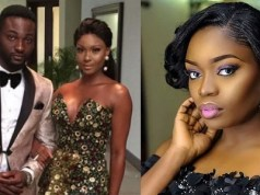 Bisola defends Osas Ighodaro