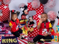 King Andre turns 3