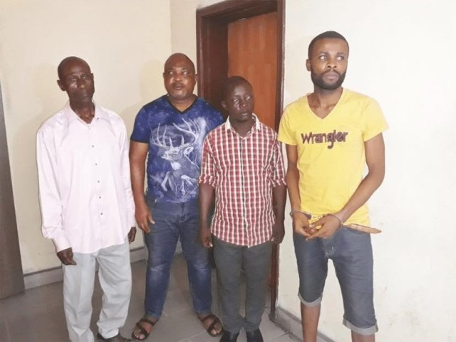 Two INEC Staff arraigned