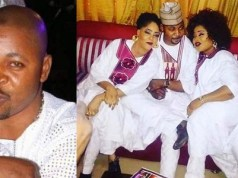 MC Oluomo Celebrates His 3 Beautiful Wives On Valentine's Day