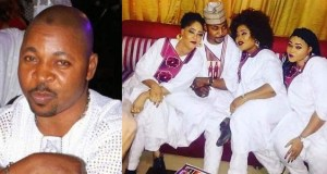 MC Oluomo Celebrates His 3 Beautiful Wives On Valentine's Day