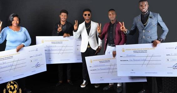 I go dye rewards 5 Nigerians with $5000