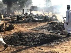 Boko Haram attacks Maiduguri