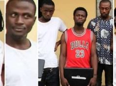 EFCC arrests six