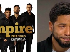 Jussie Smollett suspension