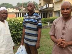 EFCC arraigns three men