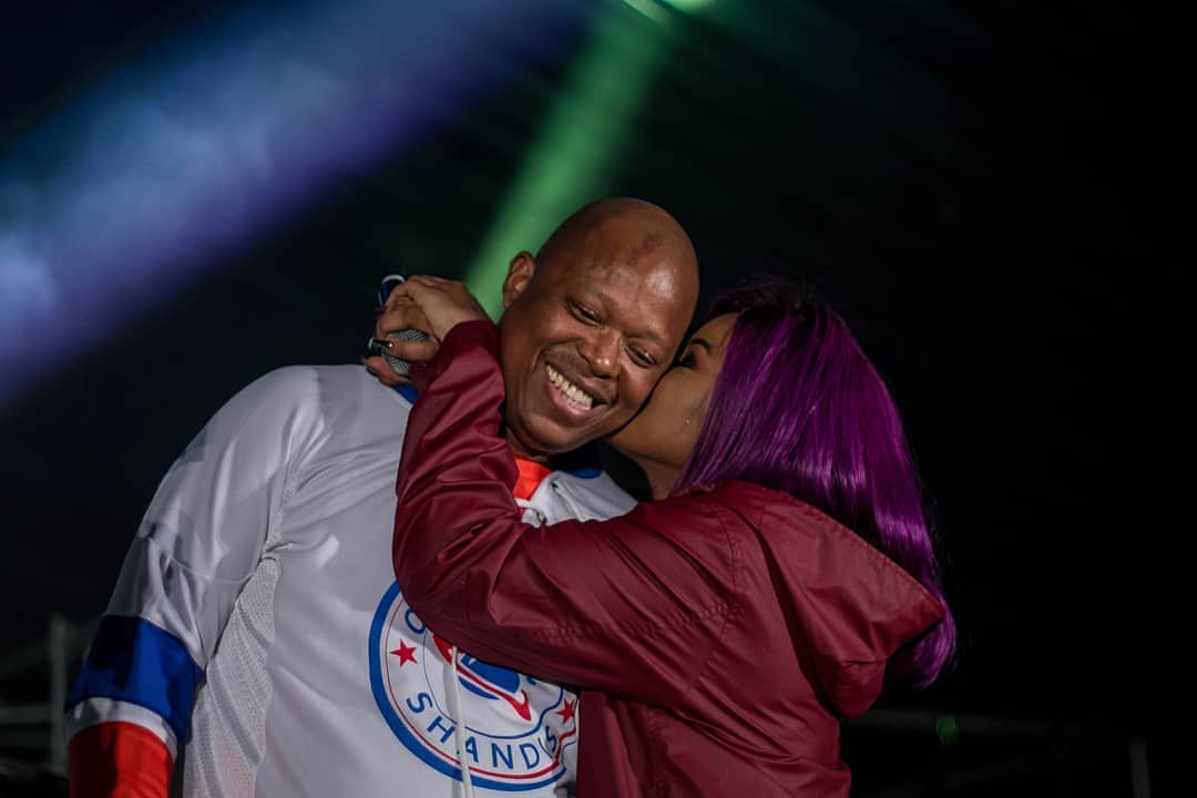 Babes Wodumo finally breaks silence
