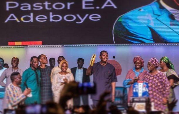 Adeboye marks 77th birthday