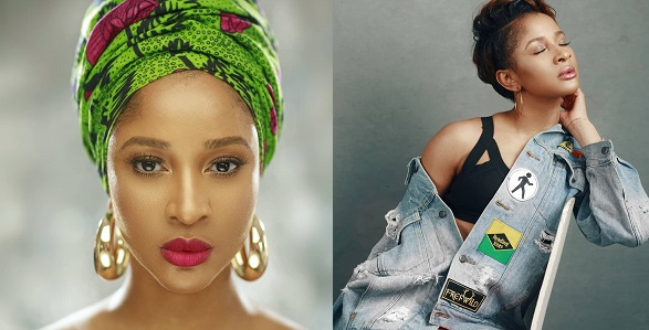 """Image result for """"You people need to stop this"""" – Adesua Etomi snaps at womb watchers"""