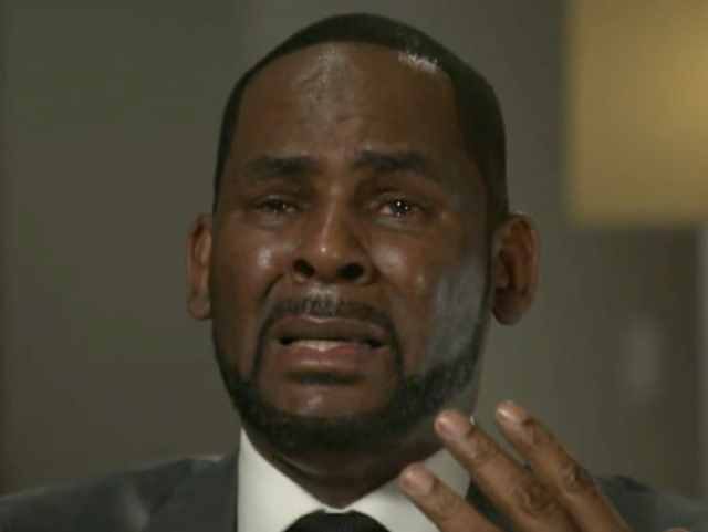 Image result for 'This isn't me!' – R. Kelly breaks down in tears as he denies sexual abuse charges (Video)