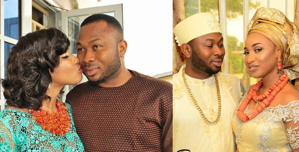 "Image result for ""My marriage to Tonto Dikeh became a movie script"" – Olakunle Churchill opens up in new interview."