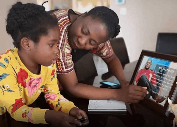 He died a great working man – Pius Adesanmi's daughter pays tribute to him