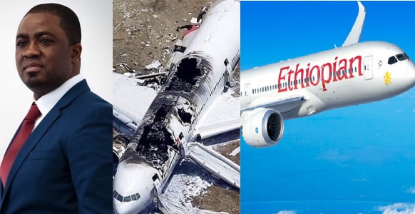 Atheist cites Ethiopian airlines crash as reason why 'God doesn't exist' - YabaLeftOnline