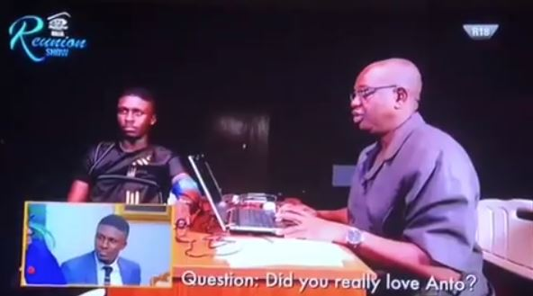 Shocking moment Lolu revealed