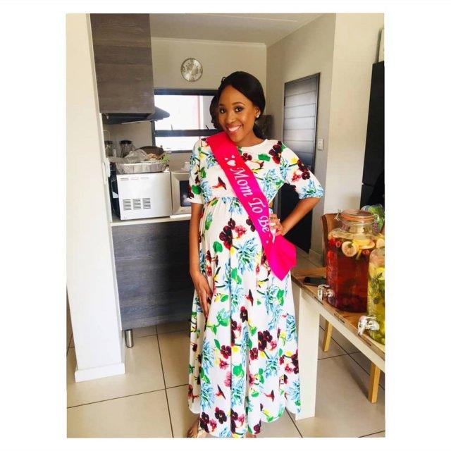 SA woman pregnant