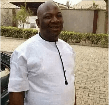 Graphic photo of PDP chieftain's son who was assassinated by gunmen