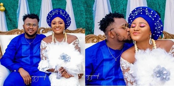 Pete Eneh daughter marries fiancé