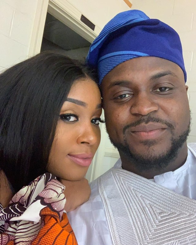 Davido's brother, Adewale Adeleke gifts girlfriend a N9million watch for her birthday.